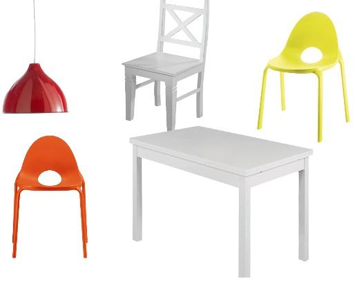 D co id es pour votre salon consomouslim for La redoute chaises salle a manger