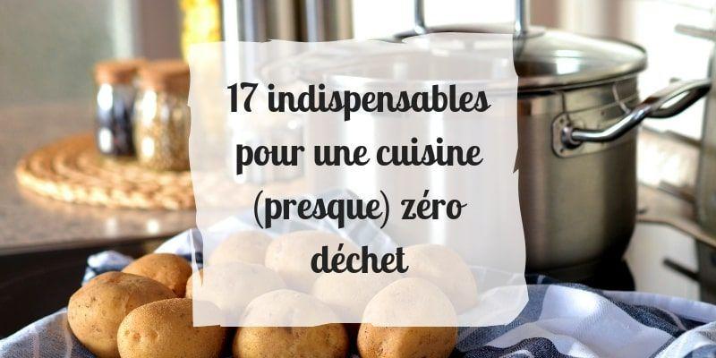 cuisine zéro déchet
